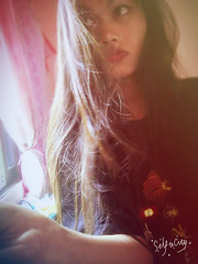 Playful Light (filipinadancingqueen) Tags: sexy beautiful beauty gorgeous cute girl young woman lady female legs hot sensual erotic chicks girls mother mama dancer fashion model asian filipina pinay pinoy philippines cebu clothes micro mini skirt dress shorts brown skin eyes makeup booty ass bum butt brunette longhair selfie light