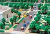 01 - 7th St. NW (wrtyler) Tags: lego architecture nationalgalleryofart nga sculpturegarden westbuilding nationalmall washingtondc micro microscale brickslopes