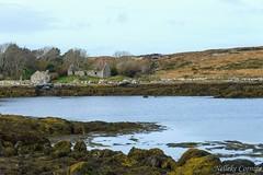 Inis Ni - abandoned house (Nelleke C) Tags: 2017 inisni letterdyfehouse roundstone abandoned connemara countygalway eiland holiday house huis ierland ireland island vakantie
