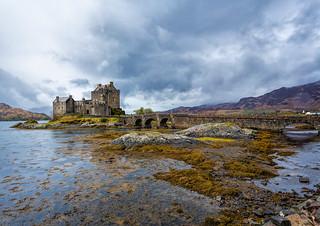 Eilean Donan Castle 22-4-2018