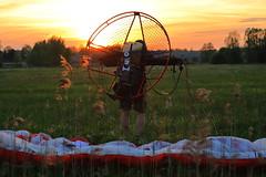 MARE0986 (mkwoj) Tags: sky flight pilots para lotnia paralotnia