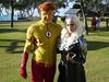 Who needs Barry Allen? (Sconderson Cosplay) Tags: supernova gold coast goldnova cosplay 2018 wally west kid flash caitlin snow killer frost