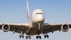 A6-EDV Emirates Airbus A380-861 (Stefan Blok) Tags: kop27 airways emiratesairline airline nl air aircraft airplane uae ek amsterdamschipholairport airbusheavy supera380 ams eham a388 a6edv emirates schiphol netherlands holland heavy airbus super sunset aviation avgeek avia aviaporn avporn av a380 380 buitenveldert 27
