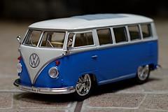 Classic VolksBus (Roberto Segura) Tags: volkswagen bus minibus volksbus diecast die cast costarica pentax pentaxart pentaxlife ks2