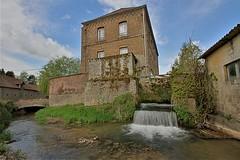 Aix-en-Issart (hervétherry) Tags: france hautsdefrance pasdecalais aixenissart canon eos 7d efs 1022 moulin rivière bras bronne chute eau