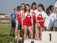Alissa Salvucci, Greta Ricciardi, Ambra Compagnucci, Ludovica Lombi
