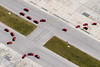 Roteautoparade (Luftknipser) Tags: land deutschland renemuehlmeier landschaft bayern luftbild aerial airpicture by birdview birdseye deu fotohttprenemuehlmeierde germany luftaufnahme mailrebaergmxde stock vogelperspektive bavaria hinunter landsart landscape vonoben
