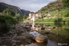 Mulino nei pressi del Ponte dello Spirito Santo (daniele.fedele) Tags: paesaggio roccasecca acqua fiume melfa