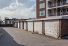 Garages (Gary Kinsman) Tags: canon5dmkii canoneos5dmarkii canon35mmf2 london nw8 stjohnswood marlboroughhill garages space empty urbanlandscape urban newtopographics topographics architecture modernism modernist 2018 unplace nowhere