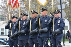 216 National Police Parade - Cranston (RI) Police (rivarix) Tags: nationalpoliceparade aquidneckislandrhodeisland policeman policeofficer lawenforcement cops cranstonpolicedepartmentrhodeisland honorguard colorguard