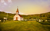 Reyniskirja (wyojones) Tags: iceland reynir church vík víkímýrdal cross cemetery rural lutheran graveyard