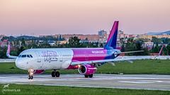 G-WUKC Wizz Air UK Airbus A321-231(WL) (airliners.sk, o.z.) Tags: airport poprad tatry popradtatry lztt tat lztttat airplane a321 a321231wl airline wizz air wizzair gwukc airlinerssk
