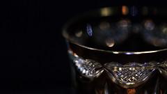 Sanssouci Rubin Liqueur Glas (Renate Bomm) Tags: 7dwf bleikristall ef100mmf28lusm glas glashüttewolfach liqueurglas macroorcloseup renatebomm sanssoucirubin sonyilce6000 lowkey macromondays bokeh likörglas macro mondays creative renate bomm makro