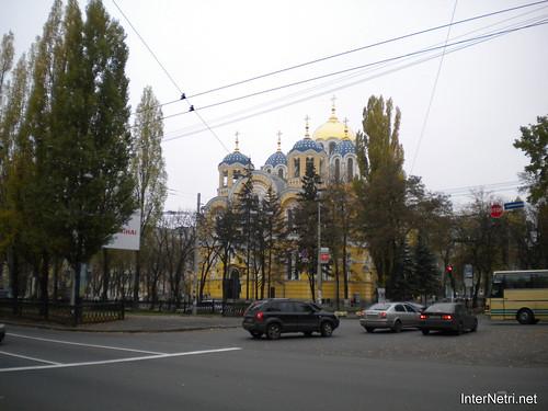 Київ Бульвар Шевченка InterNetri Ukraine 091