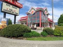 IMG_9147 (Andy E. Nystrom) Tags: vernon bc britishcolumbia vernonbritishcolumbia burger kingfast food restaurant