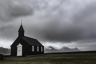 The Black Church on the Peninsula