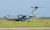 07-7181 USAF C-17A GLOBEMASTER III (Apple Bowl) Tags: 077181 usaf c17a globemaster iii charleston raf coningsby lakenheath mildenhall transport