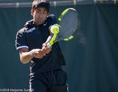 Stanford vs University of Washington 2018 (harjanto sumali) Tags: ncaa pac12 sameerkumar stanford sport tennis