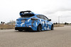 Ford Focus RS on TSW Mosport concave wheels - 8 (tswalloywheels1) Tags: bagged air suspension camo wrap blue ford focus rs mk3 tsw mosport concave aftermarket wheel wheels rim rims alloy alloys