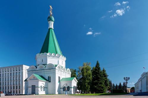 Nizhny Novgorod 23 ©  Alexxx Malev
