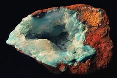 Jagged Geode (j.towbin ©) Tags: stone allrightsreserved© macro texture crystal rock jagged unevenedge geode macromondays ef100mmf28lisusmmacro canon100mmlens