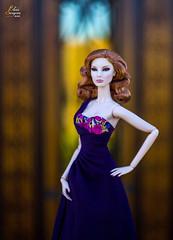 Fashion Royalty Downton Abbey Feeling Wild Giselle (elena.seregina) Tags: fr fashionroyalty fashion fashiondoll fashionroyaltydoll fashiondolls dollfashion style jasonwudoll jasonwu integrity integritytoys fashionroyaltydowntonabbeyfeelingwildgiselle fashionroyaltygiselle dollportrait