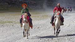 Showing off Horsemanship, Tibet 2017 (reurinkjan) Tags: tibetབོད བོད་ལྗོངས། 2017 ༢༠༡༧་ ©janreurink tibetanplateauབོད་མཐོ་སྒང་bötogang tibetautonomousregion tar purangསྤུ་ཧྲེང་།county kailashkora horsemanship horseriderསྐྱ་མི།སྐྱ་མྱི།skyamiskyamyikyami rideahorseཆིབས་པ་འཆིབchippanchip horseblanketརྟ་ཁེབསtakhep horsesandpackanimalsརྟ་ཁལtakhel horsebreedགནམ་རྟ་གྱི་ལིང༌namtagyiling famousbreedofhorsefromamdoandmongoliaགནམ་རྟའི་ལིང༌namteling portrait portraiture facecolorགདོང་མདོགdongdok portrayal picture photograph tibetannationalitytibetansབོད་རིགས།bodrigs tibetannationtibetanpeopleབོད་ཀྱི་མི་བརྒྱུདbökyimigyü