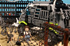 Zombie truck 10 (skbor74) Tags: lego legomaster zombie zombieattack zombies survival apocalypse truck base