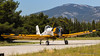 PZL M-18B Dromader holding short (Sidewinder Plane Spotting) Tags: greece exercise airforce hellenicairforce pzl pzlm18b m18b dromader firefighter waterbomber haf canoneos700d ef75300mmf456