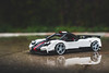 Pagani Zonda Cinque (Noah_L) Tags: lego pagani zonda cinque black white red car sportscar supercar hypercar noahl moc creation myowncreation custom
