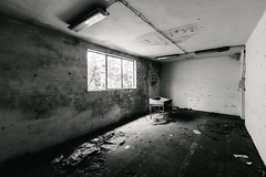 09/30 2017/05 (halagabor) Tags: urban exploration exploring explorer urbex urbanexploration urbanexploring lost lostplaces forgotten decay derelict devastation nikon manualfocus hungary budapest bnw monochrome blackandwhite 14mm samyang samyang14mm wide wideangle old