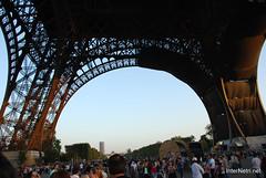 Париж Ейфелева вежа InterNetri  France 020