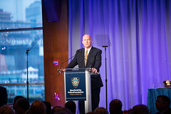 Police Foundation Gala. (nycmayorsoffice) Tags: commissionerjamesponeill governmentagencies nypd newyorkcity newyorkcitypolicedepartment pd policedepartment cops newyork unitedstates us