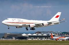 A9C-HMK Boeing 747-400 Bahrain Royal Flight I BSL I (Stephane GolfTraveller) Tags: a9chmk boeing 747400 bahrainroyalflight bahrain aeroport airport planespotting ©stephanegolftraveller bsl mlh euroairport basel mulhouse flughafen lfsb 747