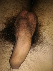 4 (baiasndkfa) Tags: nsfw nude porn xxx man solo male dick cock big curved glans foreskin testicle scrotum pubichair hair bigdick bigcock curveddick curvedcock rate mydick ratemydick soft me follow followme