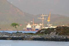 """Tysfjord"" (K Horsevik) Tags: tysfjord torghatten nord thn ferge ferje bilferge ferry"