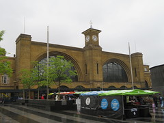 King's Cross Station (Sean_Marshall) Tags: kingscross london station networkrail england uk unitedkingdom