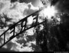 20170630_38 Part of the ''Arbeit macht frei'' sign (more solar flare)   Auschwitz concentration camp, Poland (ratexla) Tags: ratexlasinterrailtrip2017 interrail auschwitz 30jun2017 2017 canonpowershotsx50hs interrailing eurail eurailing tågluff tågluffa tågluffning travel travelling traveling journey epic europe earth tellus photophotospicturepicturesimageimagesfotofotonbildbilder wanderlust vacation holiday semester trip backpacking tågresatågresor resaresor europaeuropean sommar summer ontheroad oświęcim poland polska auschwitzconcentrationcamp concentrationcamp ww2 secondworldwar war nazism racism bigotry history violence museum theholocaust förintelsen koncentrationsläger sign signs skylt skyltar arbeitmachtfrei frei word words letters blackandwhite bw sun clouds tree birchtree glare flare silhouette monochrome auschwitzi photosbyjosefinestenudd ratexla almostanything favorite wow