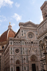 Another view of the Duomo! (J.R. Rondeau) Tags: rondeau italy florence duomo church cathedral dome decoration art canoneos tamron2875 photoshopelements10 sjet sjet2018