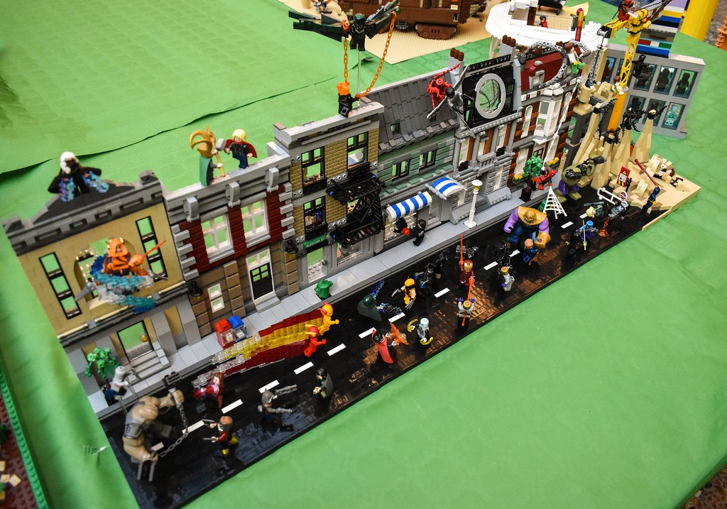 Lego Marvel Moc: The World's Newest Photos Of Captain And Lego