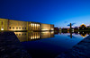 Forever Blue (KC Mike Day) Tags: blue forever reflection pond