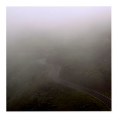 Misty Road (ngbrx) Tags: lagomera canaryislands spain canarias canaries canary islands islas kanaren kanarische inseln fog nebel strase road spanien españa espana