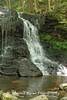Dry Run Falls (34) (Framemaker 2014) Tags: dry run falls loyalsock state forest forksville pennsylvania endless mountains sullivan county united states america