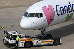 Condor (ab-planepictures) Tags: dus eddl düsseldorf flugzeug flughafen airport plane planespotting aircraft aviation