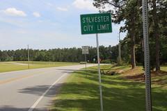 Sylvester city limit, GA313SB (MJRGoblin) Tags: sylvester georgia 2018 georgiastateroute313 worthcounty