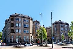 HTO gebouw Rijswijkseweg (Roel Wijnants) Tags: ccbync roelwijnants roelwijnantsfotografie roel1943 tehuis ongehuwden onbehuisden studenten renovatie architect bazel haagschtehuisvoorongehuwden baronsloetvaneverloo bewoner rijswijkseweg