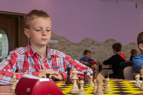 Grand Prix Spółdzielni Mieszkaniowej V Turniej-83