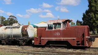 YASS Railway Museum (1/2)