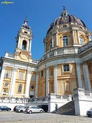 1700 a Torino (archgionni) Tags: building costruzione edificio barocco storia history basilica chiesa church superga torino turin italia italy christiangroup