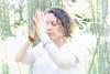 Passing through heart centre- portrait of a yogi (gks18) Tags: garden canon slowshutter yoga yogi lightroom nik dreamy soft portrait